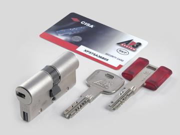 Κλειδαριά - CISA AP3_S