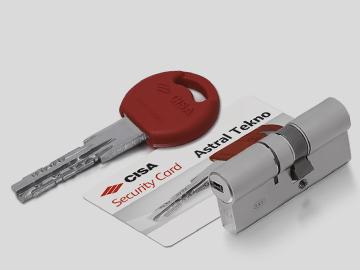 Κλειδαριά - CISA ASTRAL S